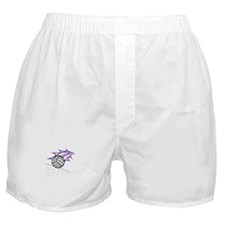 Volleyball with Net Boxer Shorts