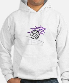 Volleyball with Net Hoodie