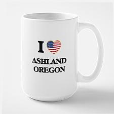 I love Ashland Oregon Mugs