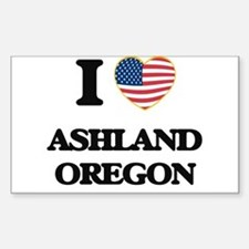 I love Ashland Oregon Decal