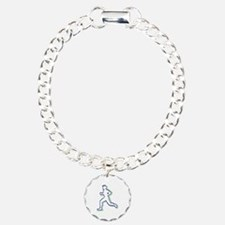 Runner Outline Bracelet
