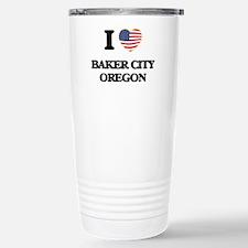 I love Baker City Orego Travel Mug