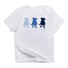 Cute Pit bull Infant T-Shirt