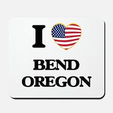 I love Bend Oregon Mousepad