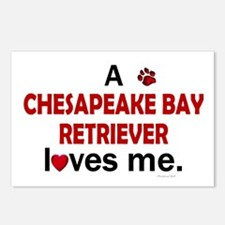 A Chesapeake Loves Me Postcards (Package of 8)
