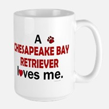 A Chesapeake Loves Me Mug