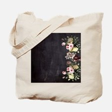 shabby chic flowers Tote Bag