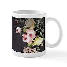 shabby chic flowers Mugs