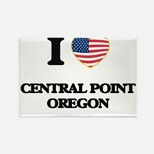 I love Central Point Oregon Magnets