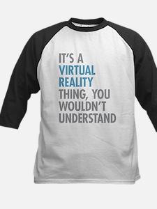 Virtual Reality Thing Baseball Jersey