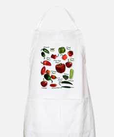 Hot Chili Peppers BBQ Apron