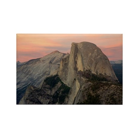 Half Dome at Twilight 1 Rectangle Magnet (10 pack)