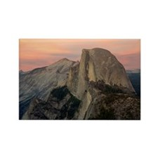 Half Dome at Twilight 1 Rectangle Magnet