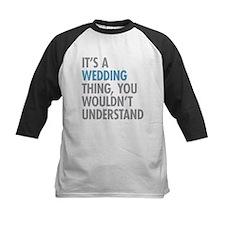 Wedding Thing Baseball Jersey