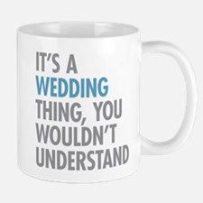 Wedding Thing Mugs