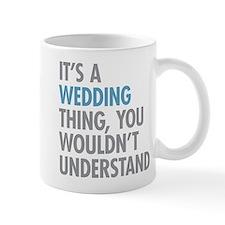 Wedding Thing Mugs