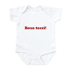 Bous Teezi Onesie