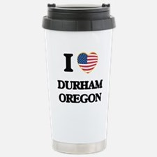 I love Durham Oregon Travel Mug