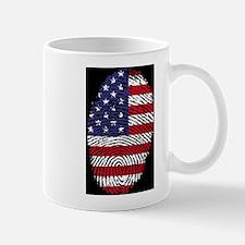 US America Flag Mugs