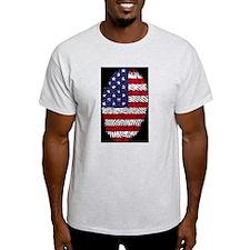 US America Flag T-Shirt