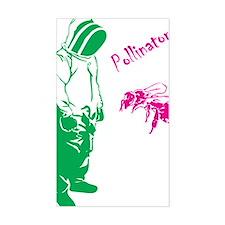 pollinator Decal