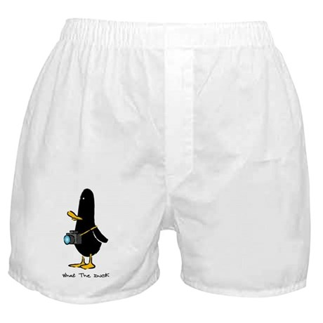 WTD: 2 of 4 Character Series Boxer Shorts