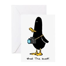 WTD: 2 of 4 Character Series Greeting Card