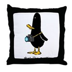 WTD: 2 of 4 Character Series Throw Pillow