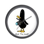 WTD: 2 of 4 Character Series Wall Clock