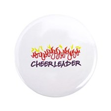 Cheerleader Flames Button
