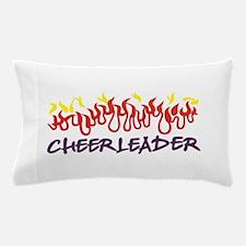 Cheerleader Flames Pillow Case