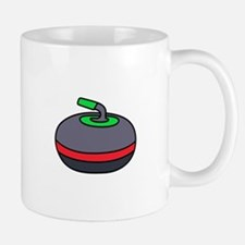 Curling Rock Mugs
