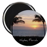 Naples florida Magnets