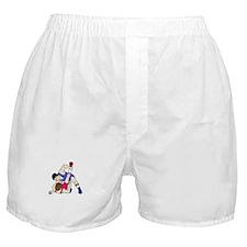 Wrestlers Boxer Shorts