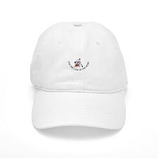 For the Love of the Sport Baseball Baseball Cap