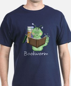 Reading Bookworm T-Shirt