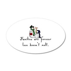 Families Wall Decal