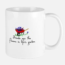 Friends Are Flowers Mugs