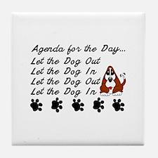Agenda Tile Coaster