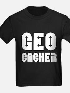 Geocacher Arrows T-Shirt