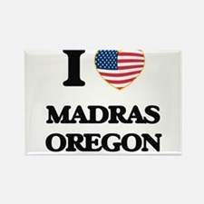 I love Madras Oregon Magnets
