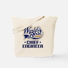 Chief Engineer Tote Bag