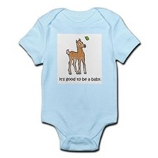 Cute Colt Infant Bodysuit