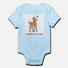 Unique Equestrian Infant Bodysuit