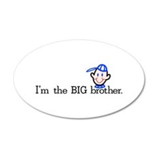 The BIG Brother Wall Decal