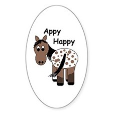 Appy Happy, Decal