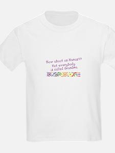 Nanas Grandmas T-Shirt