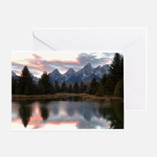 Schwabachers Landing Sunset 4 Greeting Card