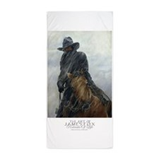 Out Of Cheyenne_ Beach Towel