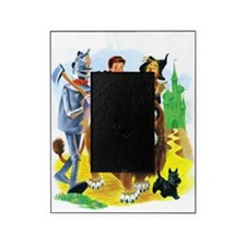 Wiz of Oz - Follow the Yellow Brick Road Picture Frame